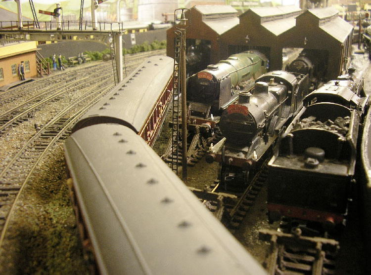 Hornby Central Yard